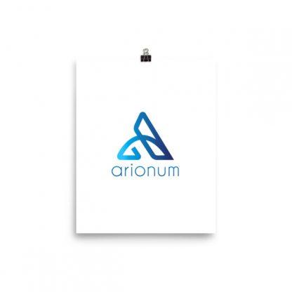 arionum poster 8x10