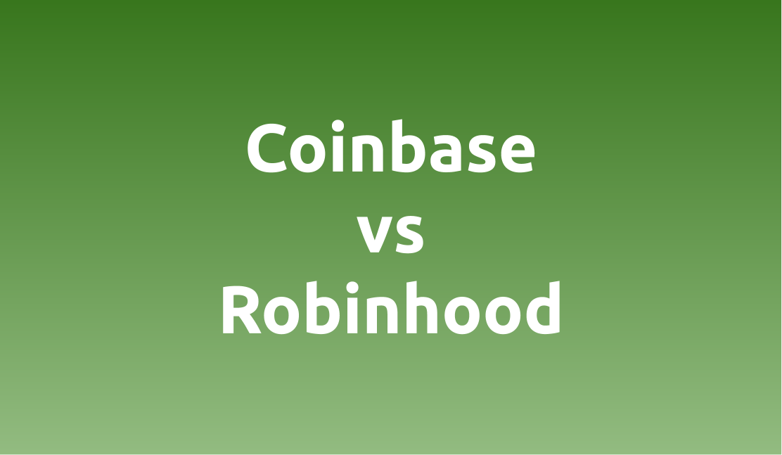 coinbase vs robinhood review