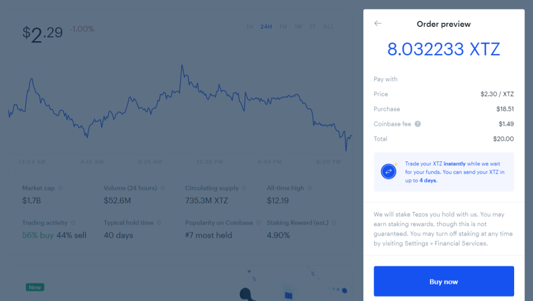 coinbase buy altcoin usd