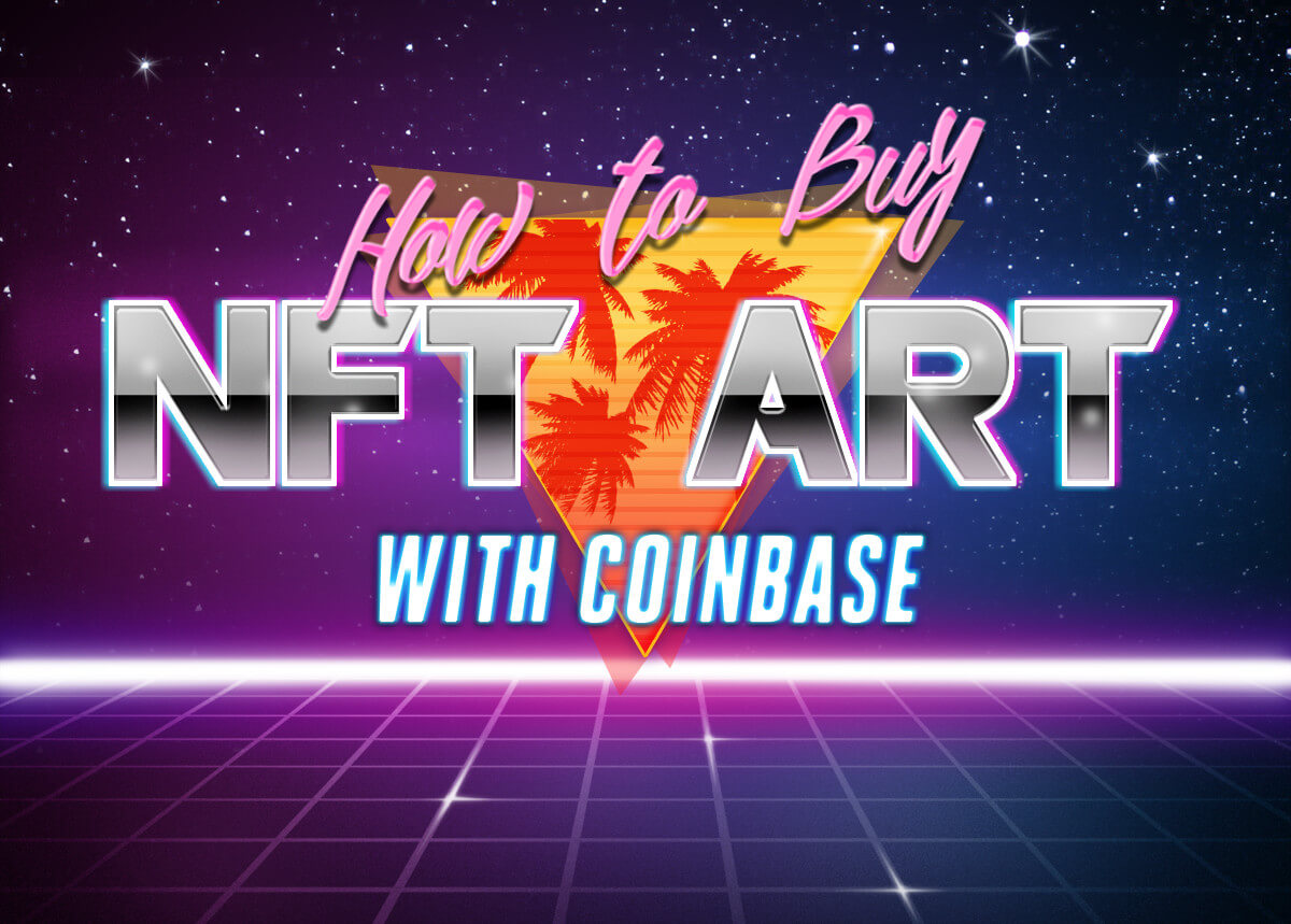 buy nft art with coinbase